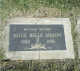 Alice Belle Moore